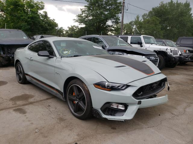 FORD MUSTANG 2021. Lot# 52342291. VIN 1FA6P8R09M5550819. Photo 1