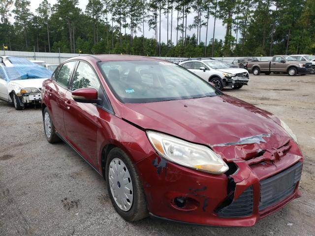 FORD FOCUS 2013. Lot# 58101081. VIN 1FADP3F28DL104026. Photo 1