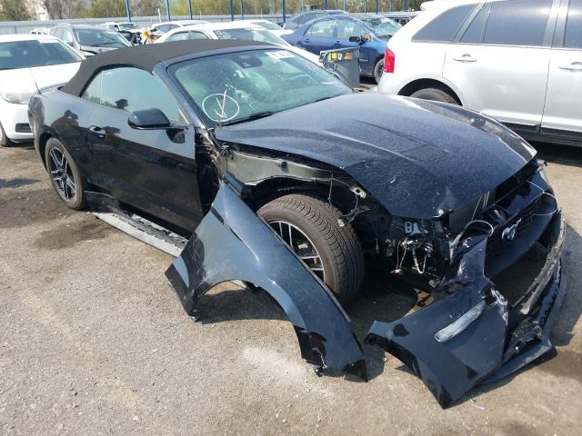 FORD MUSTANG 2021. Lot# 53807891. VIN 1FATP8UH5M5116431. Photo 1