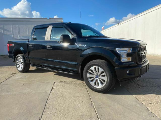 FORD F-150 2017. Lot# 55993811. VIN 1FTEW1EFXHFC28720. Photo 1