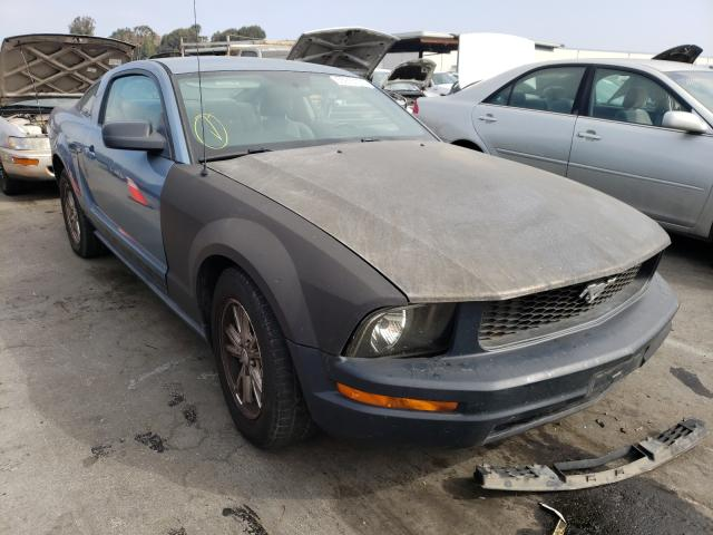 FORD MUSTANG 2007. Lot# 55916151. VIN 1ZVFT80N275314870. Photo 1