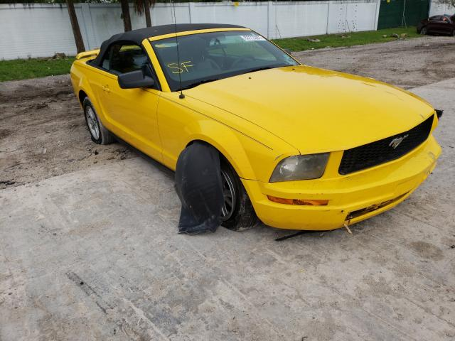 FORD MUSTANG 2005. Lot# 53113261. VIN 1ZVFT84N855229006. Photo 1