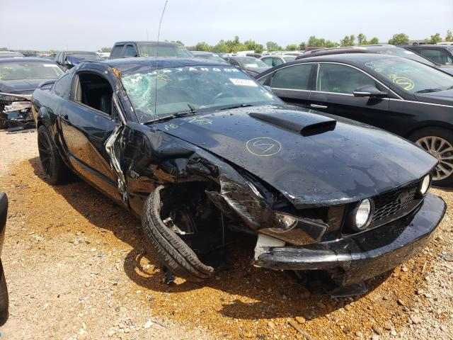 FORD MUSTANG 2007. Lot# 53525391. VIN 1ZVHT82H375251472. Photo 1
