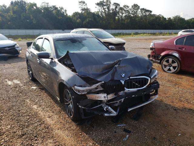 BMW 3 SERIES 2020. Lot# 53221381. VIN 3MW5R1J00L8B24163. Photo 1