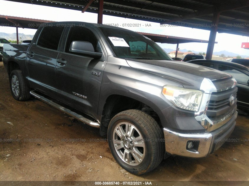 TOYOTA TUNDRA 2WD TRUCK 2014. Lot# 30685740. VIN 5TFEY5F19EX160369. Photo 1