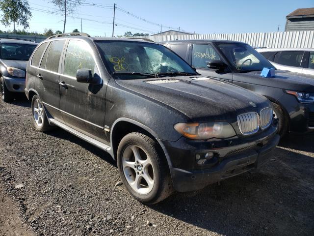 BMW X5 2004. Lot# 55453001. VIN 5UXFB53504LV06973. Photo 1