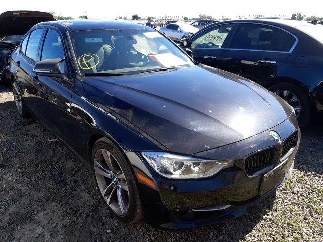 BMW 3 SERIES 2012. Lot# 42683281. VIN WBA3A5C50CF344909. Photo 1