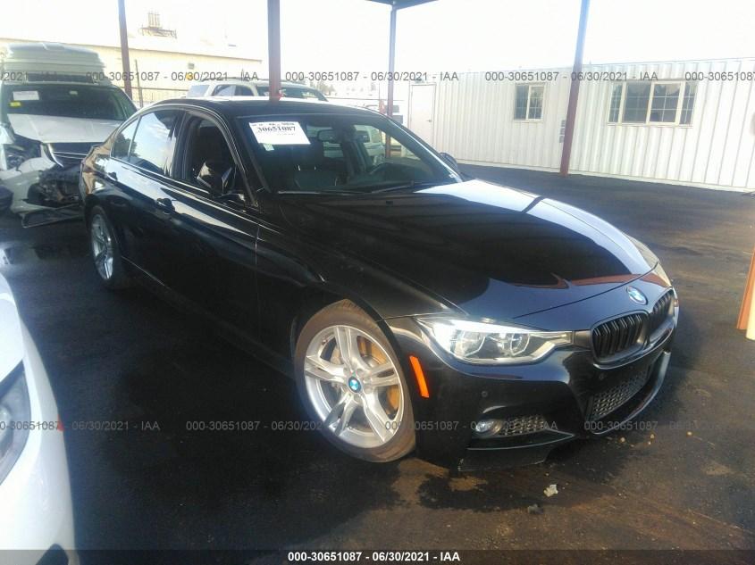 BMW 3 SERIES 2017. Lot# 30651087. VIN WBA8B3C5XHK777336. Photo 1