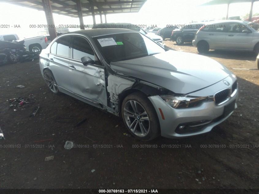 BMW 3 SERIES 2017. Lot# 30769163. VIN WBA8B9G32HNU55686. Photo 1
