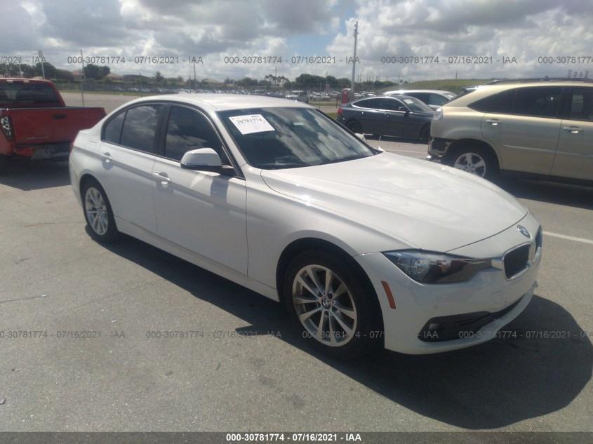 BMW 3 SERIES 2017. Lot# 30781774. VIN WBA8E1G36HNU17628. Photo 1