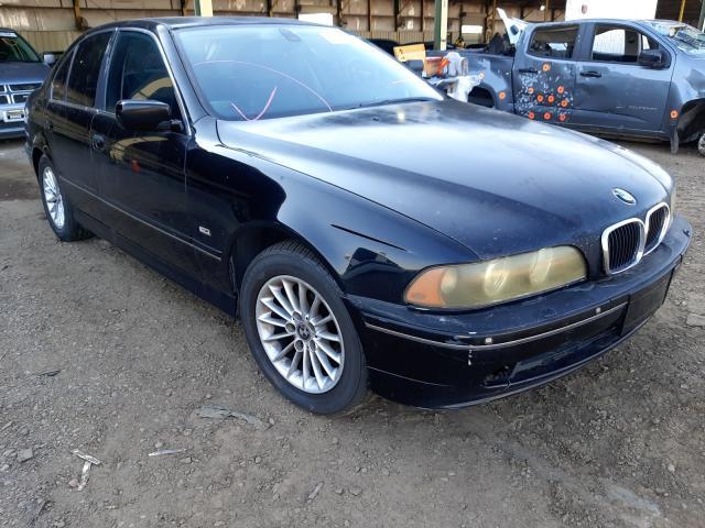 BMW 5 SERIES 2001. Lot# 55528221. VIN WBADN63401GM70619. Photo 1