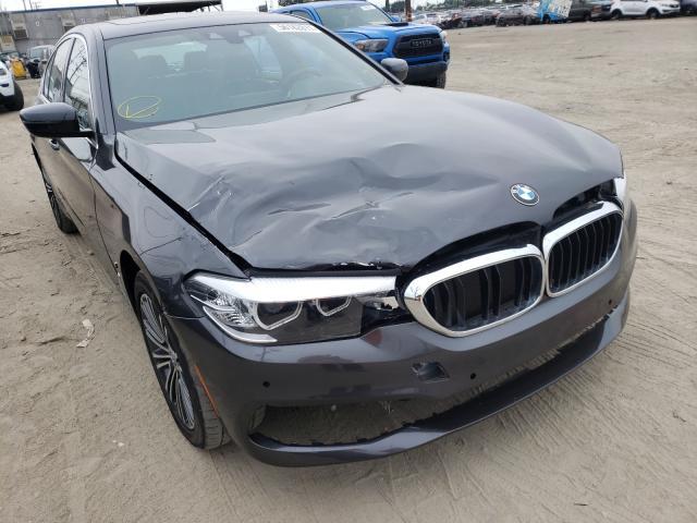 BMW 5 SERIES 2018. Lot# 56182811. VIN WBAJA9C56JB250729. Photo 1
