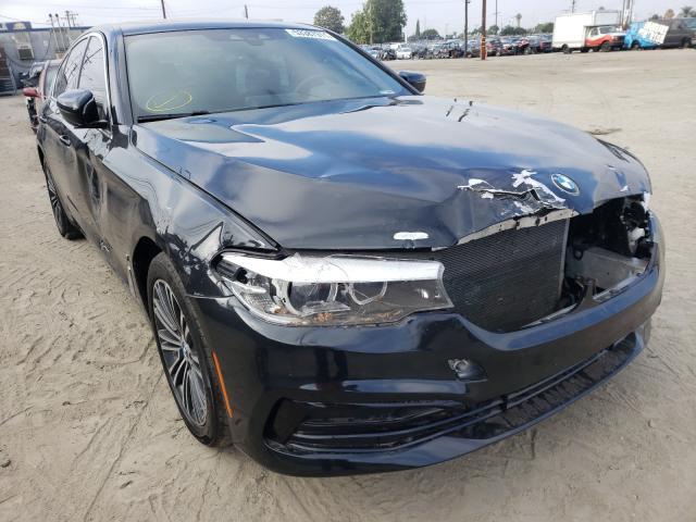 BMW 5 SERIES 2019. Lot# 53387311. VIN WBAJB1C53KB375218. Photo 1