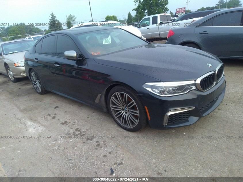 BMW 5 SERIES 2018. Lot# 30848022. VIN WBAJB9C50JB036526. Photo 1