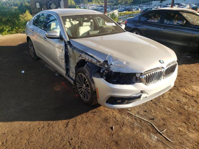 BMW 5 SERIES 2019. Lot# 56553381. VIN WBAJE5C5XKWW07952. Photo 1