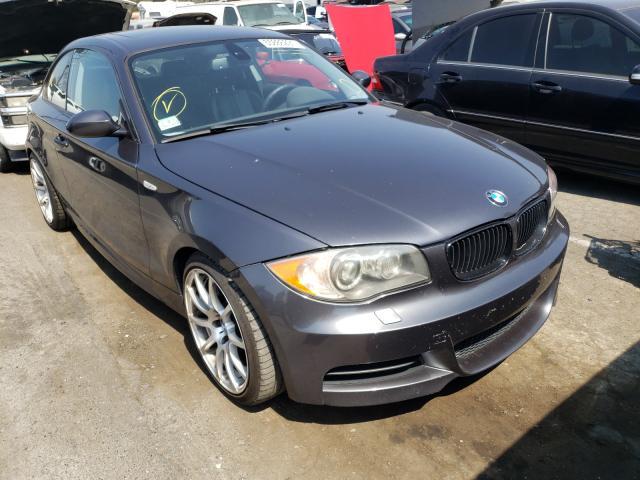 BMW 1 SERIES 2008. Lot# 55886291. VIN WBAUC73568VF25829. Photo 1