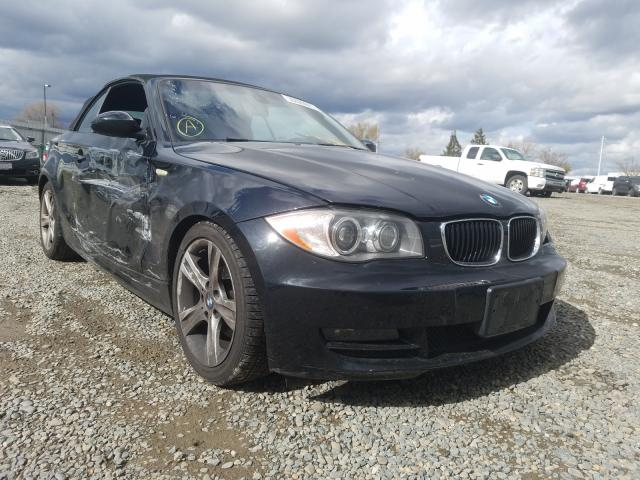 BMW 1 SERIES 2008. Lot# 48143341. VIN WBAUL73578VE88998. Photo 1