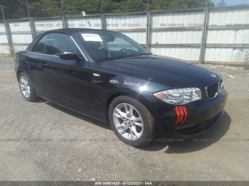 BMW 1 SERIES 2009. Lot# 30881425. VIN WBAUN13569VH81073. Photo 1