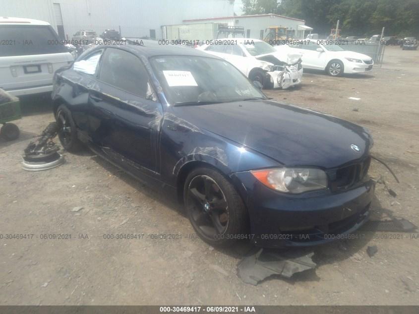 BMW 1 SERIES 2010. Lot# 30469417. VIN WBAUP7C59AVK77874. Photo 1