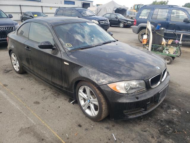 BMW 1 SERIES 2009. Lot# 50209611. VIN WBAUP93549VF48964. Photo 1